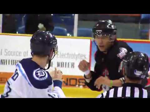 El Paso Rhinos Hockey 2018 03 23 Pregame Video Youtube