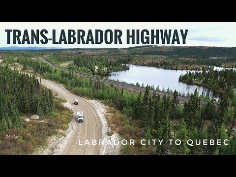 Trans-Labrador Highway: (Day 6/6) Labrador City to Quebec.