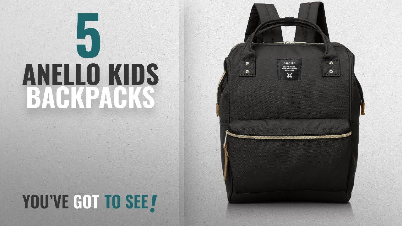 7d87ae2d76 Best Anello Kids Backpacks [2018]: Japan Anello Backpack Unisex ...