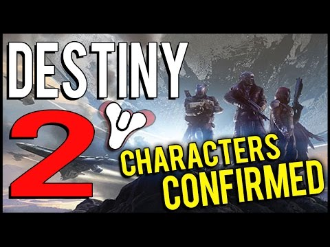 Destiny 2 Character Transfer Revealed! (All of Your Progress Will be Saved!)