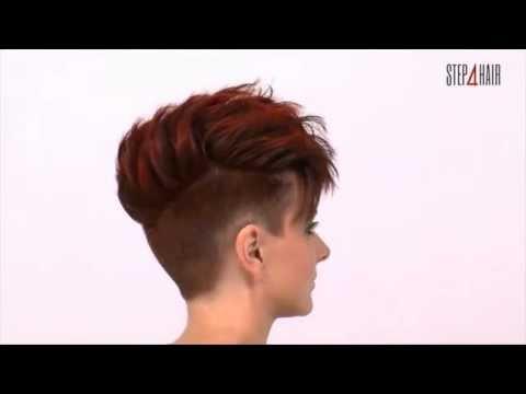 Step 4 Hair Strzyżenie Damskie Z Koloryzacją
