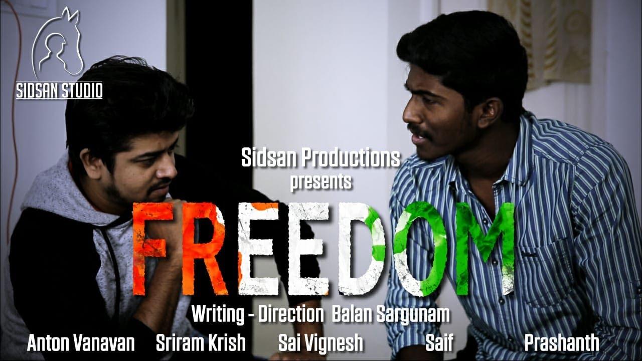 FREEDOM | 2020 Tamil Short Film (With English Subtitles) | Balan Sargunam
