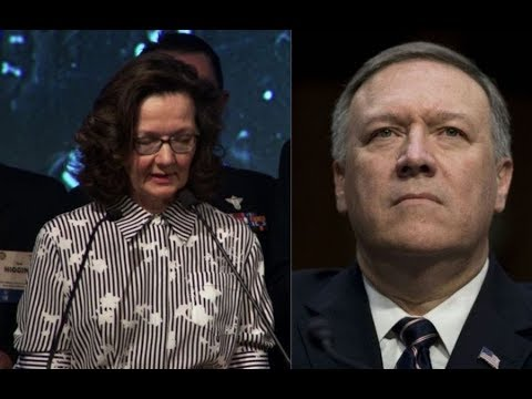 Trump Replaces Tillerson With CIA Director Mike Pompeo & Gina Haspel Takes Over CIA