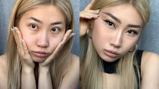Лисий Взгляд Версия 2 0 Азиатские Глаза Asian Makeup Tutorial Foxy Eyes