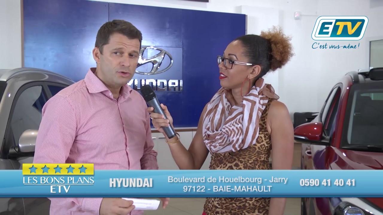 Les Bons Plans ETV : Hyundai