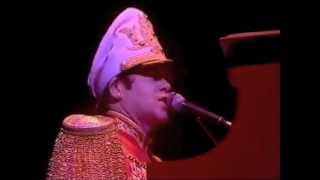 Elton John - All Quiet on the Western Front (Live at Hammersmith Odeon in 1982)