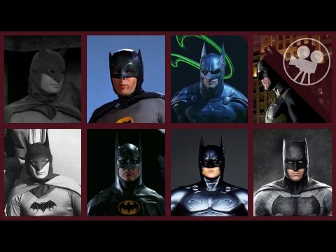 The History of the Batman Movies
