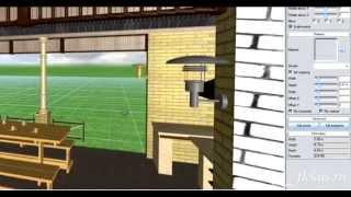 Урок — импорт внешних 3d моделей в программу Realtime Landscaping Architect