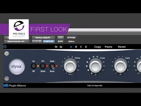 First Look - Karacter Saturation Plug-in From Plugin Alliance
