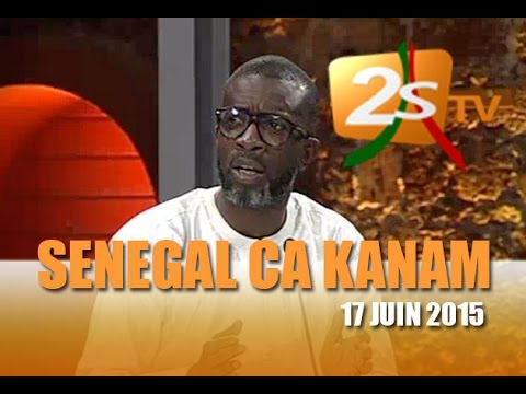 Senegal ca kanam du 17 juin 2015