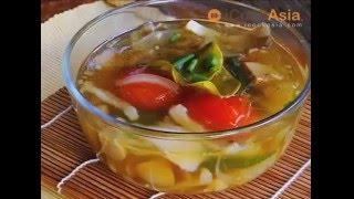 Thai Mushroom Soup