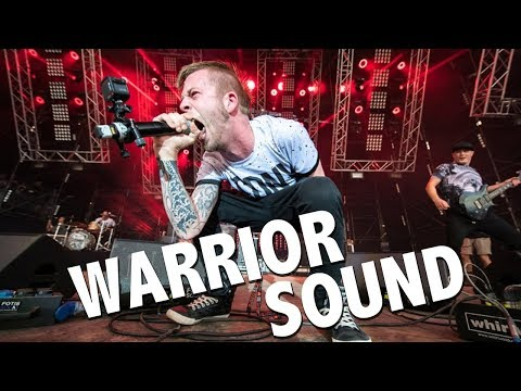 The Qemists - Warrior Sound (live)