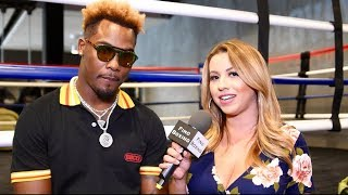 JERMALL CHARLO: GOLOVKIN IS NOT DUCKING ME, IT'S BUSINESS, JERMELL CAN BEAT CANELO AFTER TROUT