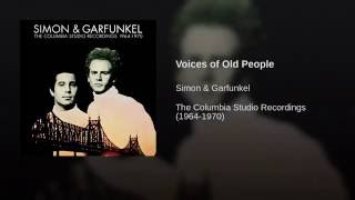 Voices of Old People