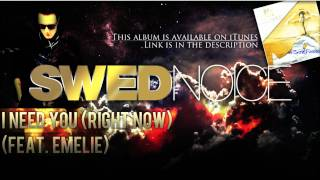 6. Swednoice - I Need You (Right Now) (feat. Emelie)