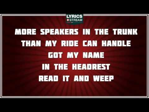 Act A Fool - Ludacris tribute - Lyrics