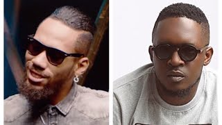 """Phyno address's M.I Abaga, """"I'm not a rapper but a Musician"""""""