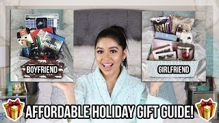 Holiday Gift Guide For Him & Her | Daisy Marquez