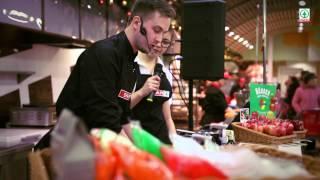 Кулинарный мастер-класс спб(Домострой уже много лет успешно сотрудничает с сетью гипермаркетов SPAR. В этом году мы являлись официальным..., 2014-01-20T07:08:12.000Z)