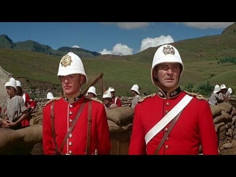 Men of Harlech Zulu - Film Lyrics (High Quality)