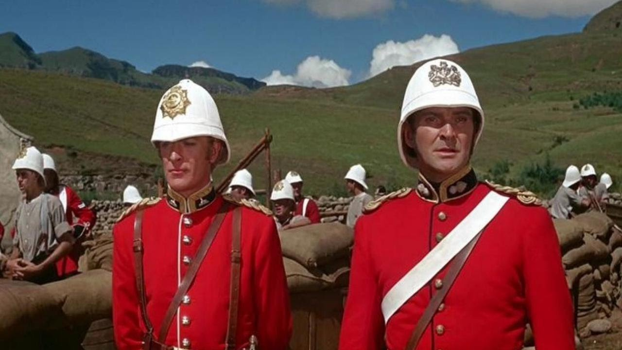 Men Of Harlech Zulu - Film Lyrics (High Quality) - YouTube