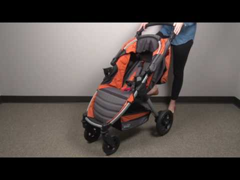 Britax recalls more than 700,000 baby strollers for fall risk
