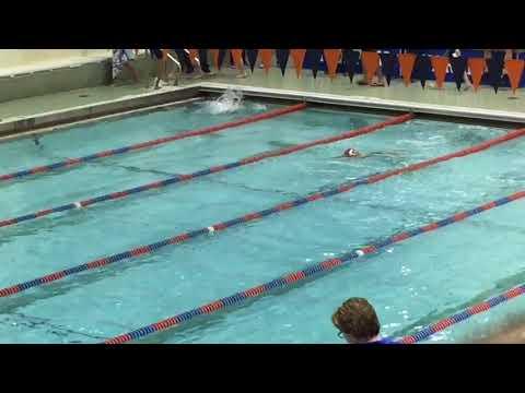 Rose swim meet in Liverpool.