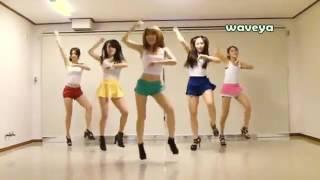 Joget gangnam stayl keren cewek korea