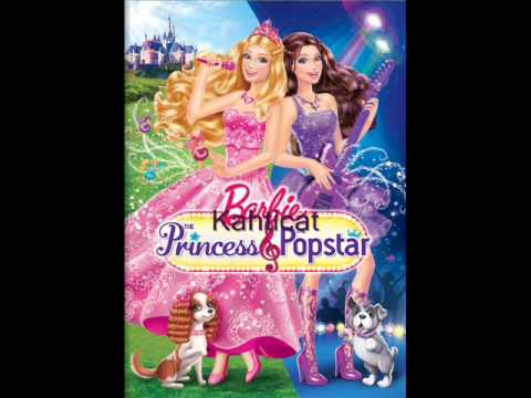 Barbie the Princess and the Popstar - Here I am - Song Greek