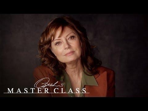 Susan Sarandon's Relationship Philosophy | Oprah's Master Class | Oprah Winfrey Network