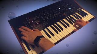 Korg Prologue 8 demo - Part 1