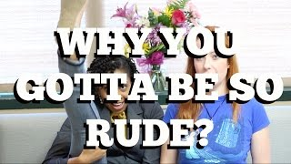 "Why You Gotta Be So ""Rude"" - Song Controversy"