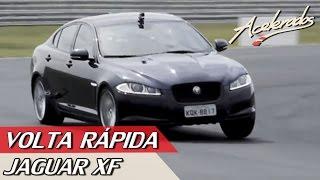JAGUAR XF - VOLTA RÁPIDA #14 COM RUBENS BARRICHELLO | ACELERADOS