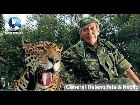 REAÇÃO DEMOCRÁTICA [#007] General Heleno Fala à Nação
