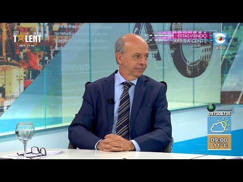 Javier García: actas del Tribunal y Misiones de Paz