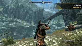 Skyrim - The Elder Scrolls V - Batalha nas Torres de Valtheim