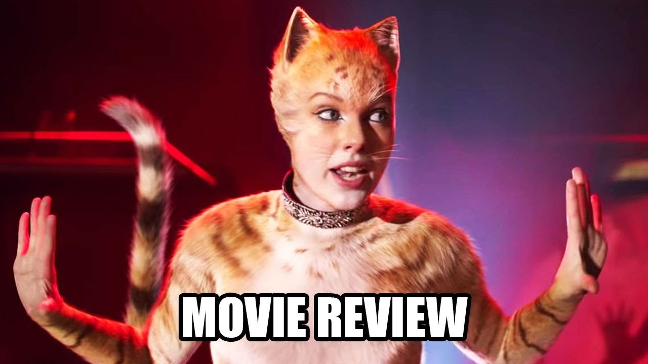Movie Review \u2013 Cats (2019)