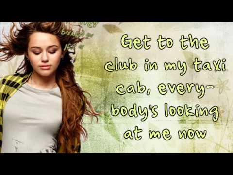 Miley Cyrus  Party In The USA New Song + Lyrics & Download
