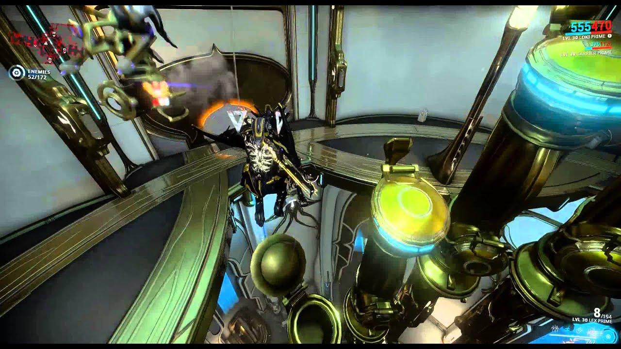 Warframe Orokin Moon Puzzle Agility Drift Youtube