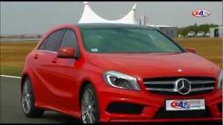Mercedes Benz A klasa - Emisija SAT 23.09.2012.