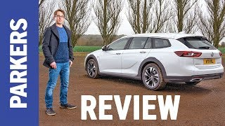 Vauxhall Insignia Country Tourer 2014 Videos