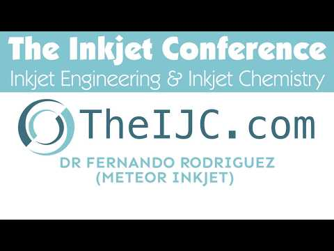 TheIJC 2017: Printing speed constraints and improving image quality in real scanning printers