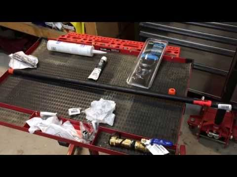 How to Install a Natural Gas BBQ Line