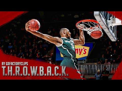 Throwback: INSANE Dunks @ 2014 NCAA College Slam Dunk Contest
