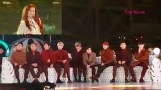 Video Exo reaction to Blackpink [MMA] 2016 fancams download MP3, 3GP, MP4, WEBM, AVI, FLV Maret 2017