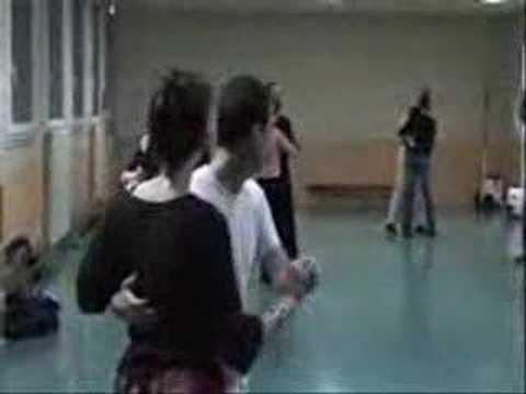 danses de salon à Versailles