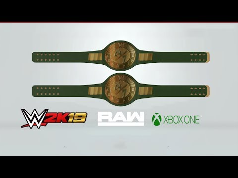 The New WWE 24/7 Championship Now Uploaded On Community Creations (XB1)