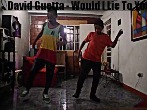 Shuffle Dance (David Guetta - Would I Lie To You )K&J