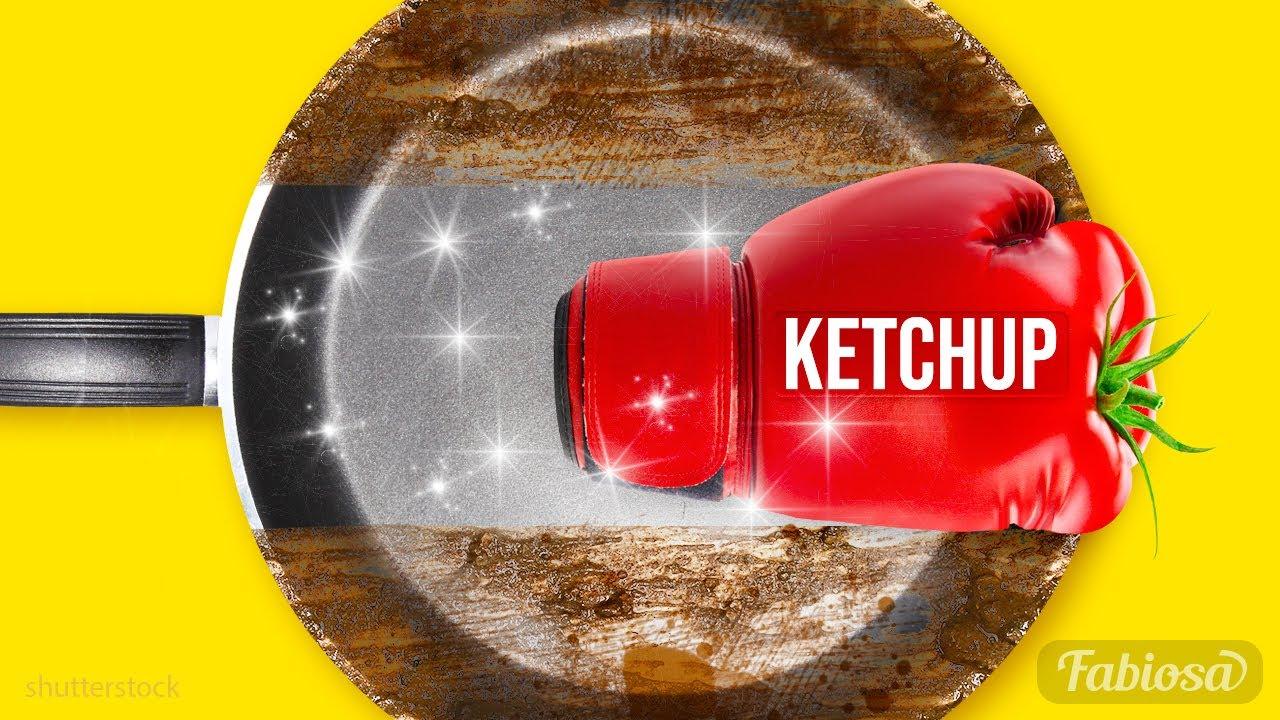 """Résultat de recherche d'images pour """"Ketchup for polishing"""""""