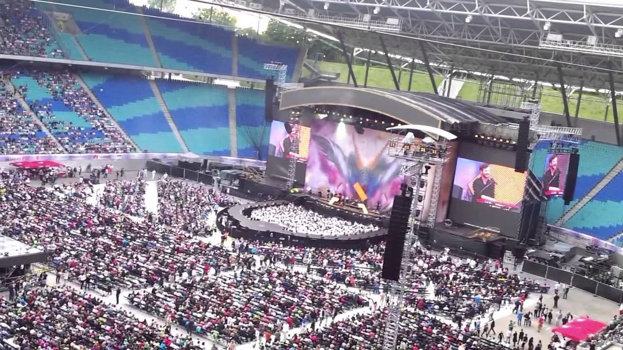 Konzerte Arena Leipzig